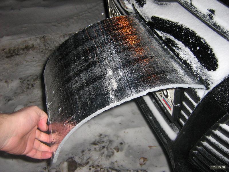 Чем утеплить двигатель своими руками